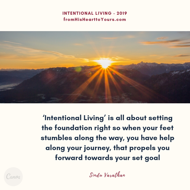 Intentional Living 2019 (2)